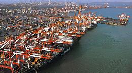 海关总署:前7个月我国外贸进出口增长8.6%