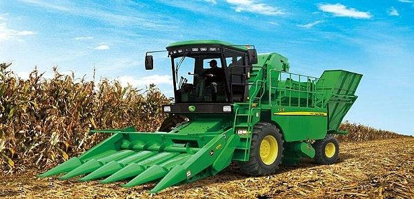 玉米收割机进口报关流程