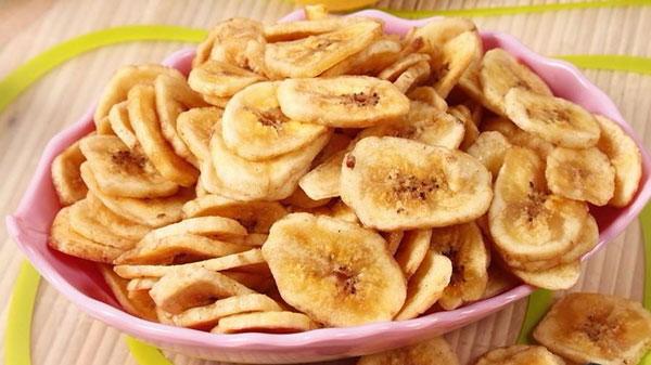 香蕉片进口报关
