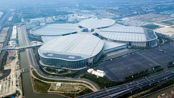 第二届进口博览会总展览面积将超首届