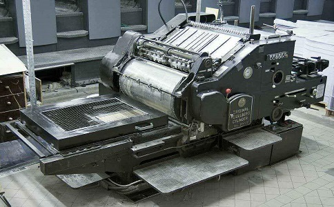 旧印刷机进口