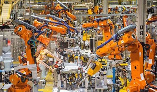 工业机器人进口报关