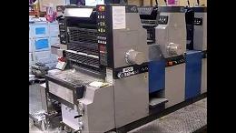 印刷机进口机场报关流程是这样操作的!