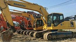 【案例】二手挖掘机进口报关并派送
