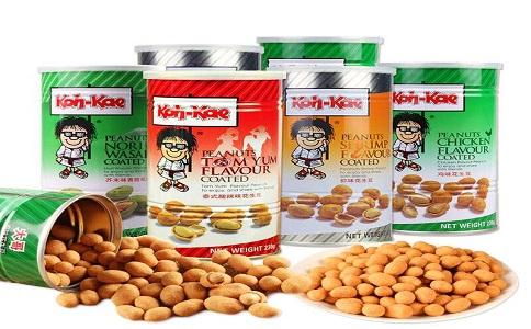 进口泰国零食