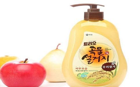 韩国洗洁精